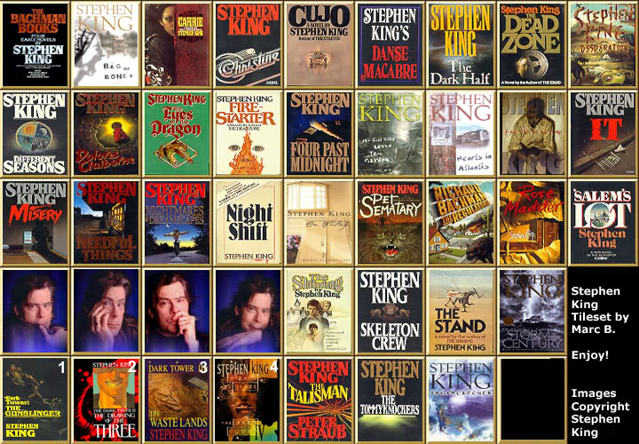 how many books did stephen king wrote photo - 1