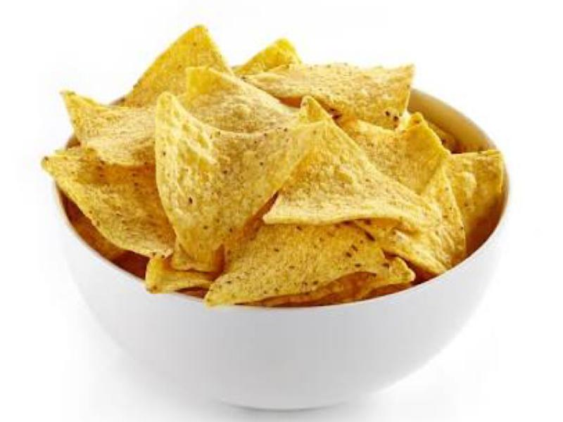 how many calories are in tortilla chips photo - 1