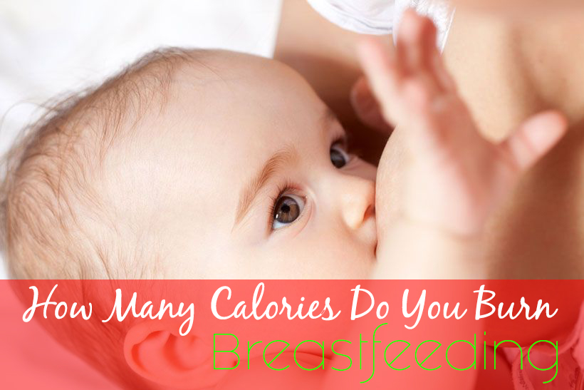 how many calories do you burn while breastfeeding photo - 1