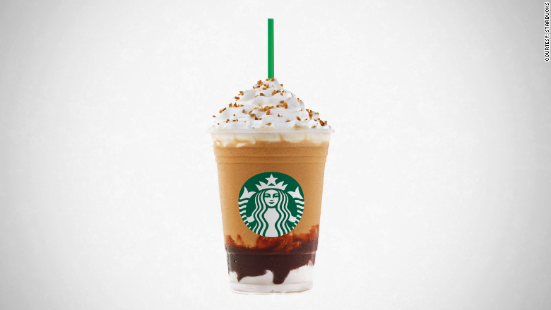 how many calories in a starbucks frappuccino photo - 1