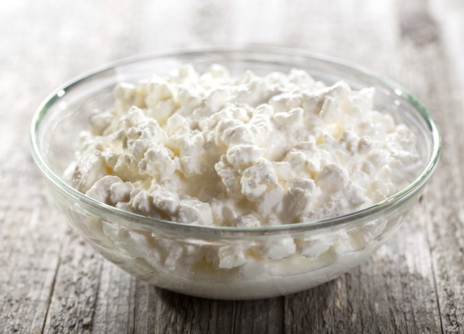 how many calories in cottage cheese photo - 1