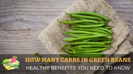 how many carbs are in green beans photo - 1