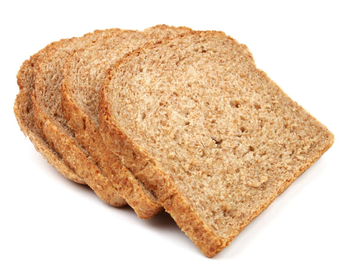 how many carbs in whole wheat bread photo - 1