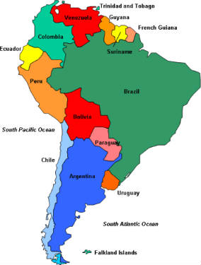 how many countries in central america speak spanish photo - 1