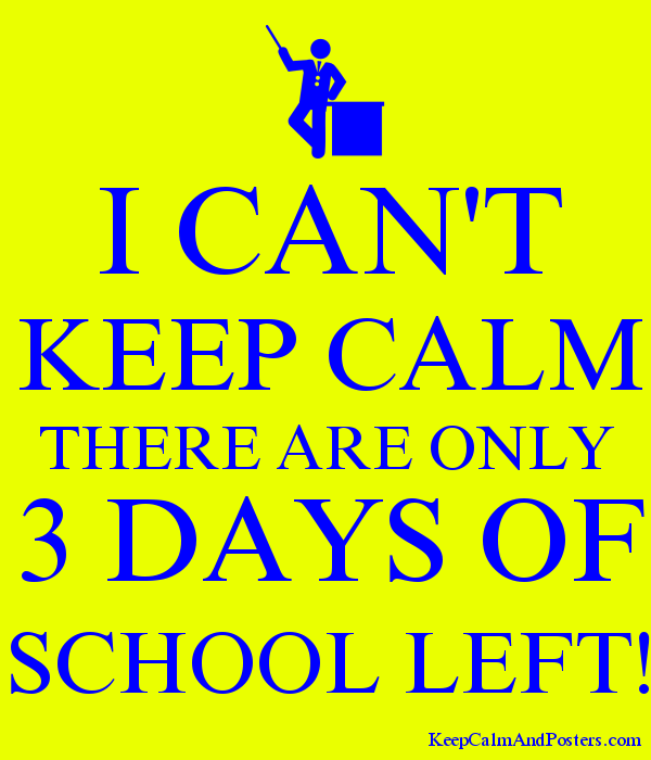 how many days of school are left photo - 1