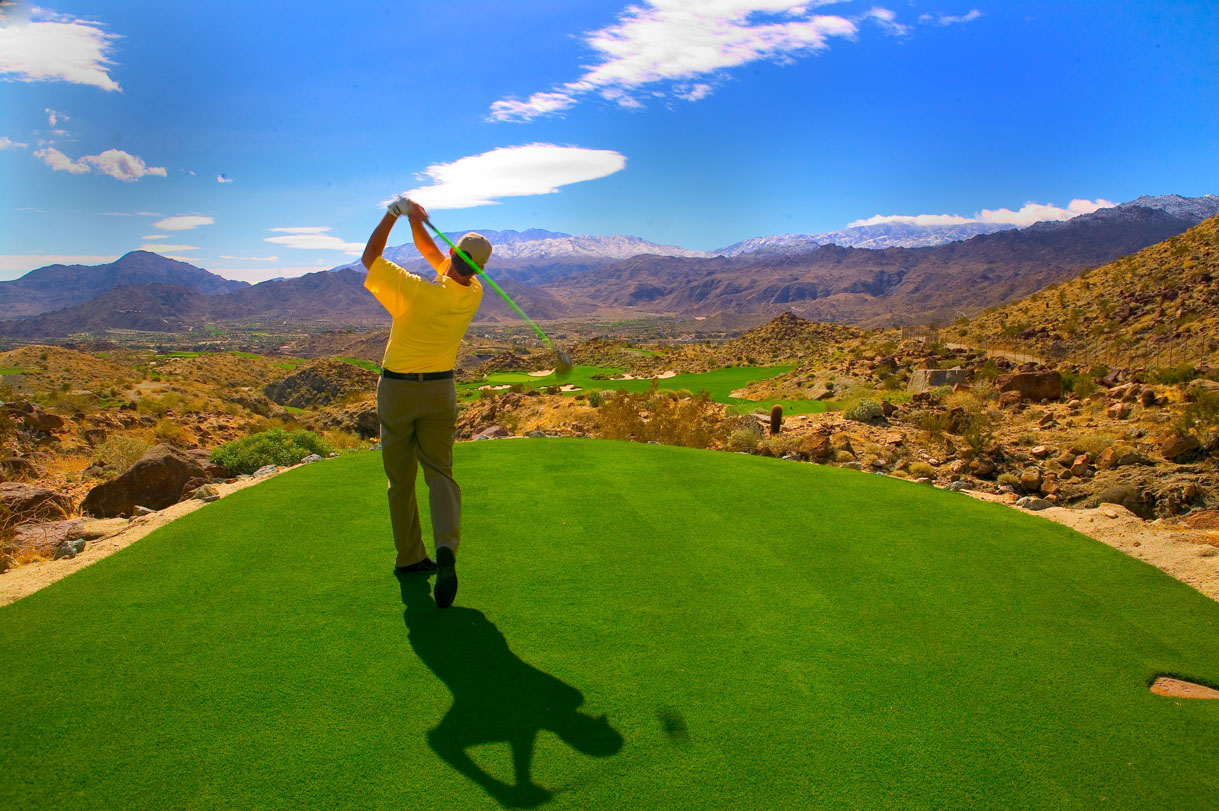 how many golf courses in palm springs photo - 1