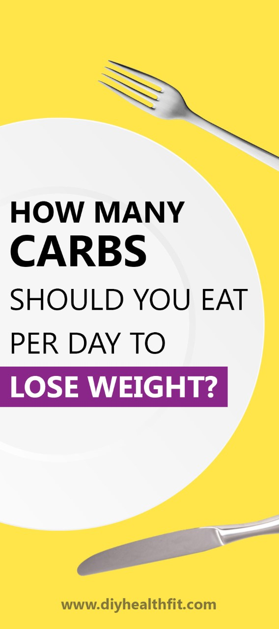 how many grams of carbs per day to lose weight photo - 1