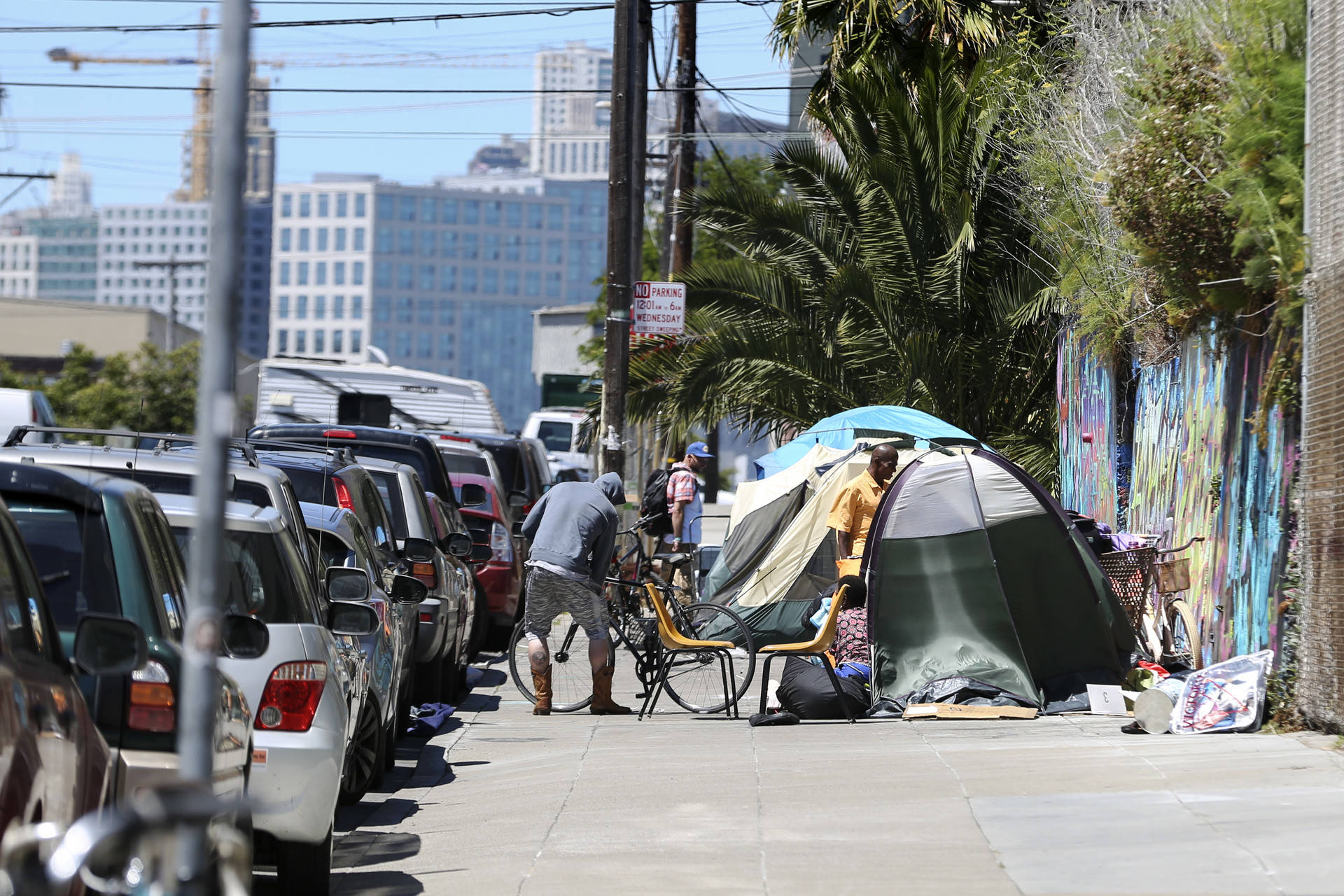 how many homeless people are in san francisco photo - 1