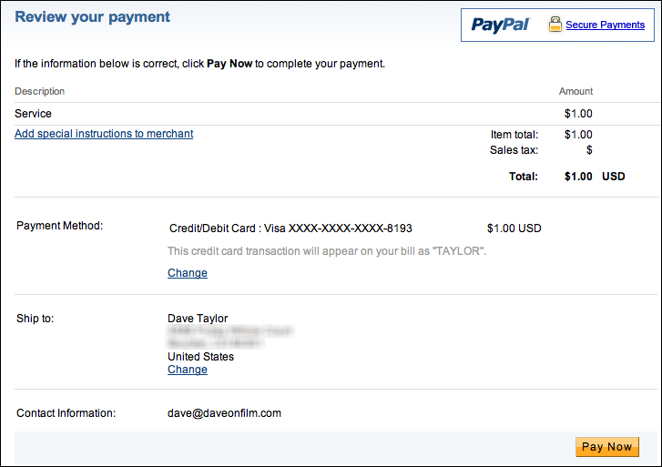 how many paypal accounts can i have photo - 1