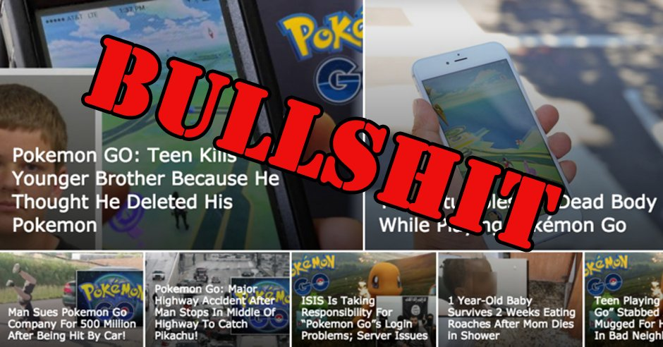 how many people have died from pokemon go photo - 1