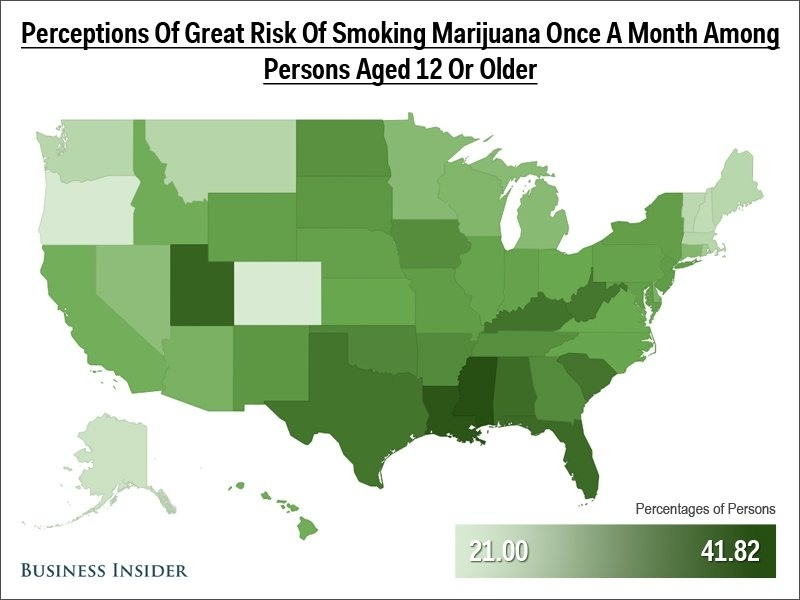 how many people smoke weed in the us photo - 1