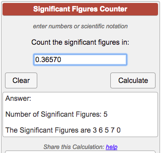 how many significant figures calculator photo - 1