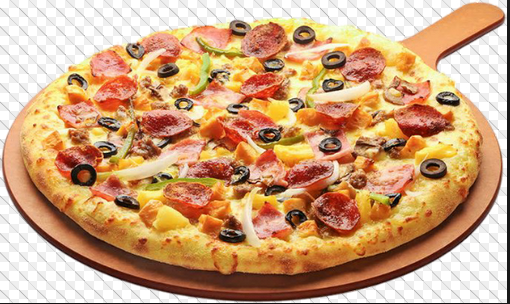 how many slices in a large pizza hut pizza photo - 1