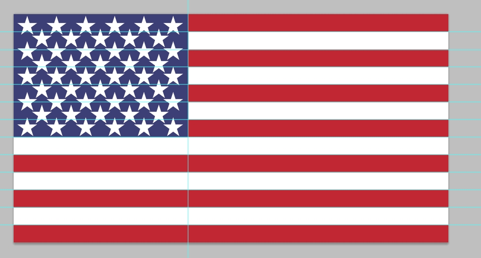 how many stripes are on the american flag photo - 1