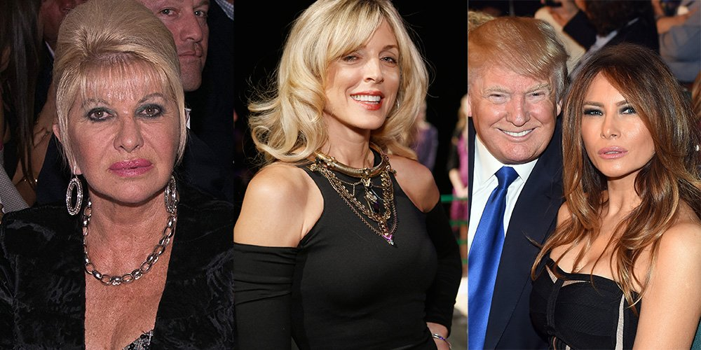 how many wives did donald trump have photo - 1