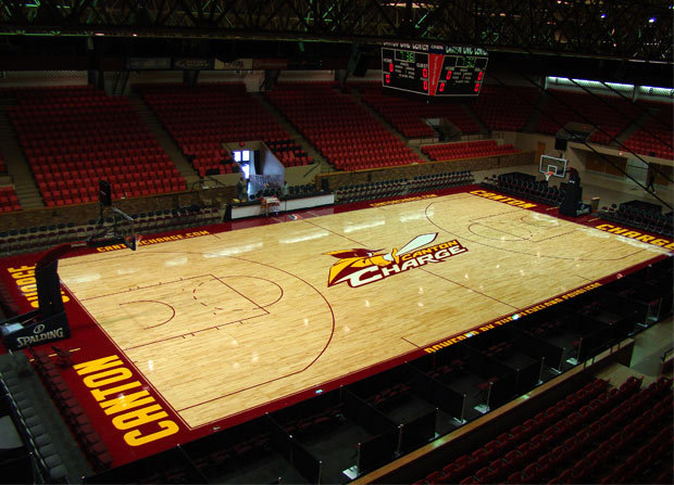 how many yards is a basketball court photo - 1